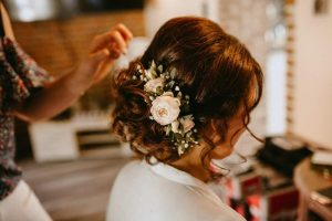 Coiffeuse mariage